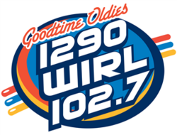Good Time Oldies WIRL 1290 AM 102.7 FM