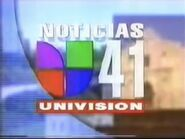 Kwex noticias 41 evening package 1996