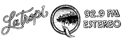 LA TROPI Q XEQ-FM 1987