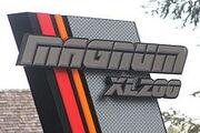 Magnum XL-200 sign
