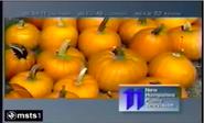 NHPTV WENH-TV 1991 Pumpkin ID