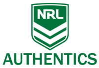 NRL Authentics Logo (2020)