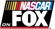 Nascar on fox vertical logo