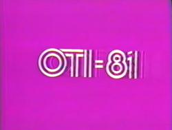 OTI 1981 logo
