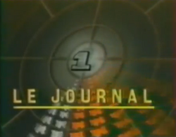TF1 Journal 1984