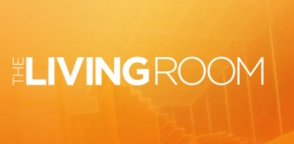 The living room logo for The living room channel 10