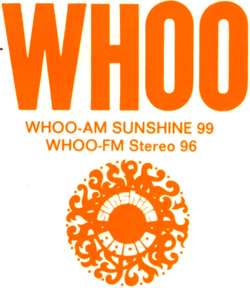 WHOO FM Orlando 1975