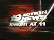 WOIO 19 Action News Tonight at Eleven 2004
