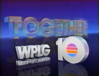 WPLG Channel 10 Together 1986