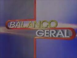 Balanço Geral BA 2005