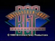 Brillstein-Grey Productions (1990, with copyright notice)