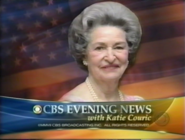 CBS Evening News; July 11, 2007 (30)
