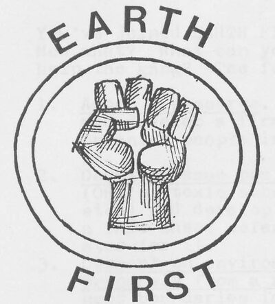 Earth first vol.1 nr. 2