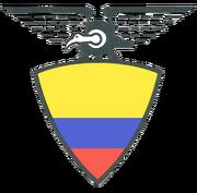 Ecuador 1959 logo