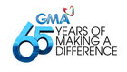 GMA 65 Logo without slogan