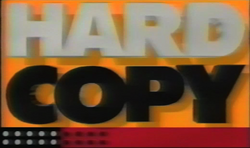 Hard Copy TV logo
