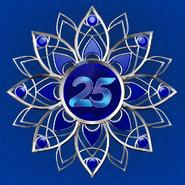 Indosiar 25 Tahun Ring