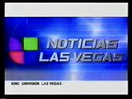 Kinc noticias univision las vegas package 2001