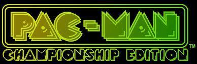 Pac man championship edition logo