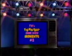 TV's Funniest Game Show Moments Number 2