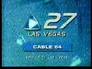 TeleFutura 27 Las Vegas Cable 64