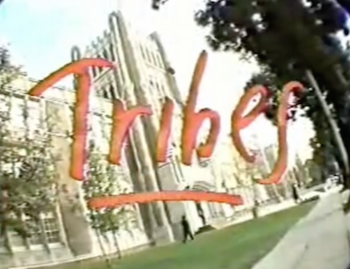 Tribes title card