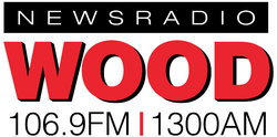 WOOD 106.9 FM 1300 AM