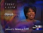 ABC 33-40 promo for Oprah May 2003
