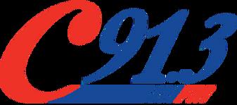 C91.3FM Logo