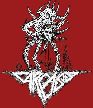 CarcassDeathcrusher logo
