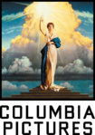 Columbia Pictures Stacked Print Logo (Color)