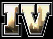 Grand Theft Auto IV 2007 trailer logo