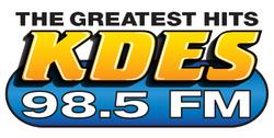 KDES 98.5 FM