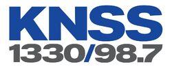 KNSS AM 1330 98.7 FM