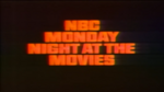 NBC Monday Night at the Movies 1973