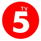 TV5 Logo since 2010 Vector Version used in 2014