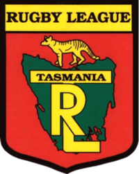 Tasmania rugby league logo
