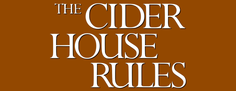 The Cider House Rules Movie Logo.png
