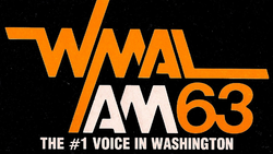WMAL Washington 1985