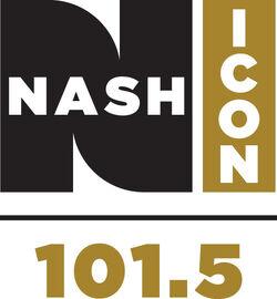 WVLK Nash Icon 101.5