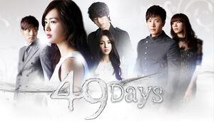 49 Days titlecard
