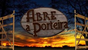 Abre a Porteira logo - 2020