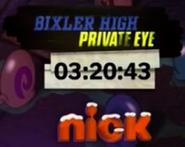 Bixler high private eye countdown