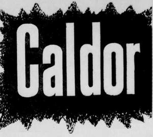 Caldor - 1958 -May 8, 1958-