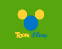 Disney Channel 1999-2003 Playhouse Disney Ident Toon Disney Ident part 4