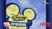 Disney Channel Originals La Gira Web 2013 Logo