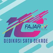 FajarTV 10 Anniversary