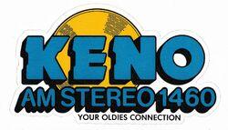KENO Stereo AM 1460
