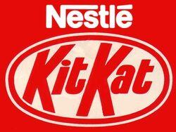 Kit Kat 1969 Logo