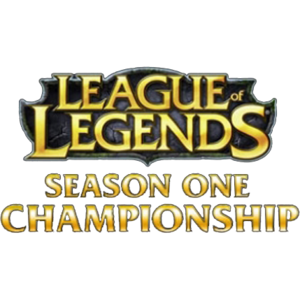 League of Legends Season One Championship logo
